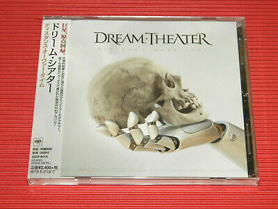 2019 Japan Cd Dream Theater Distance Over Time