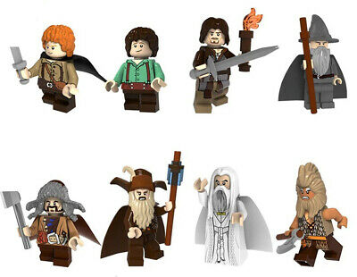 The Lord Of The Rings The Hobbit Gandalf Gollum Aragorn Frodo Baggins New 2019