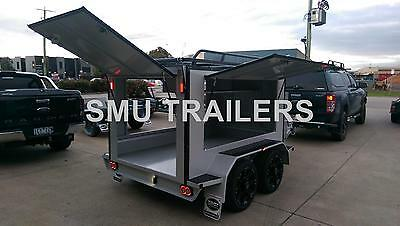 Tradesman Trailer NEW 8x5 Tandem Renegade AUS MADE