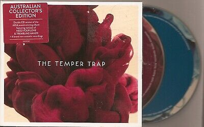 The Temper Trap - self titled 2CD set with insert