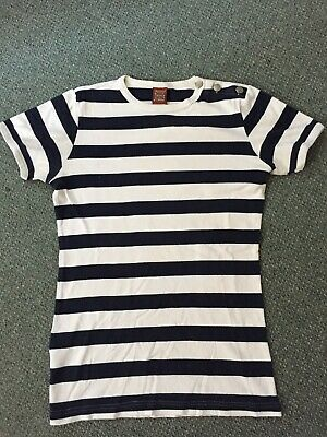 Vintage Iconic Jean Paul Gaultier Striped T-Shirt