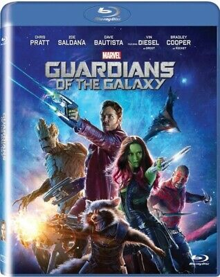 Guardians of the Galaxy Blu-ray (2014) Chris Pratt