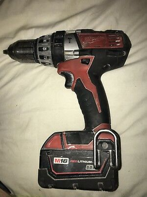 Milwakee 18v Combi Drill