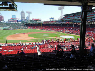 2 Tickets Toronto Blue Jays @ Boston Red Sox 4/9/19 Fenway Park Boston, MA