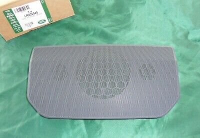 Land Rover Range Rover Evoque Dash Board Speaker Grille. Evoque Dash Top Speaker