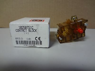Cutler Hammer Contact Block 10250T51C New In The Box