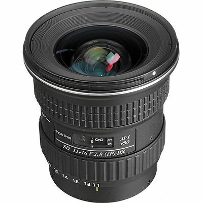 Tokina AT-X 116 PRO DX-II 11-16mm f/2.8 Lens for Sony