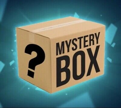 Mistery BOX Caja misteriosa. New Tech, New Gadgets, New Clothes. Supreme.