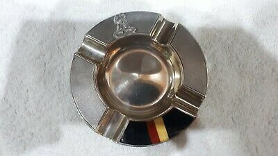 Solid Silver heavy ashray Royal Norfolk regiment