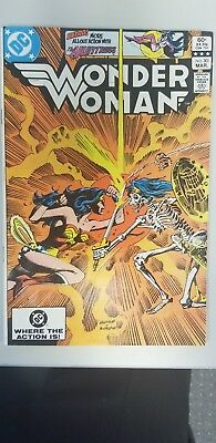Wonder Woman #301 Huntress Dc Comics 1983 Vf/nm
