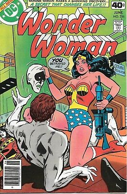 Wonder Woman #256 1979 (DC Comics) VF+/NM over 30% off