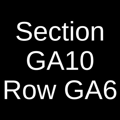 2 Tickets Anjunabeats 5/4/19 Hollywood Palladium Los Angeles, CA