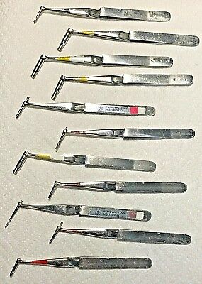 11 Atco Installation & Removal Tools, Tweezer, Aviation/ Aircraft Tools