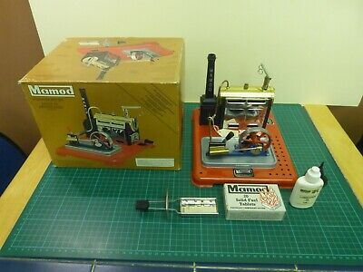 Mamod Live Steam  Sp4  Stationary Engine Not Fired In Box The Best On Ebay!