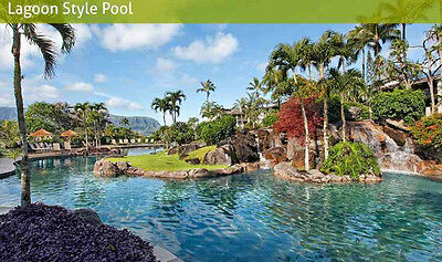 Hanalei Bay Resort - 1 bdrm lock-off- Timeshare for sale  -Kauai  Hawaii Annual