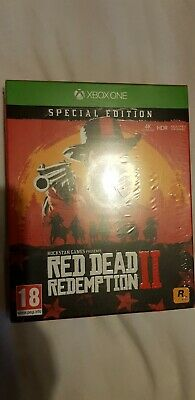 Red Dead Redemption 2 - Special Edition - Xbox One - New & Sealed
