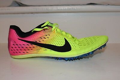 outlet store a1a4e 3db47 Nike Zoom Victory 3 Piste Pointes de Course Chaussures Flymesh Ombre Pdsf  Neuf