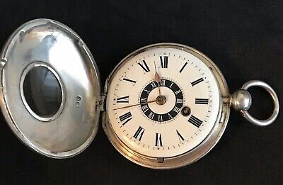 Antique 18th Century English Verge Fusee Pocket Watch John Newton London