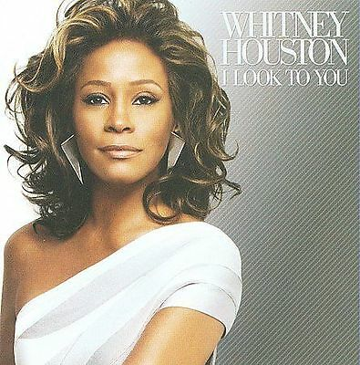 I Look to You by Whitney Houston CD 2009 Arista 88697-10033-2