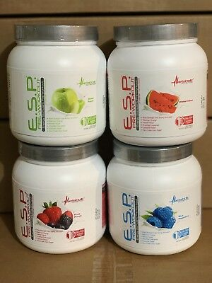 Metabolic Nutrition ESP PRE WORKOUT  PICK FLAVOR FREE 2 DAY SHIP !