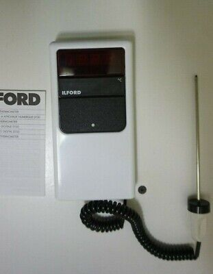 ilford photographic thermometer
