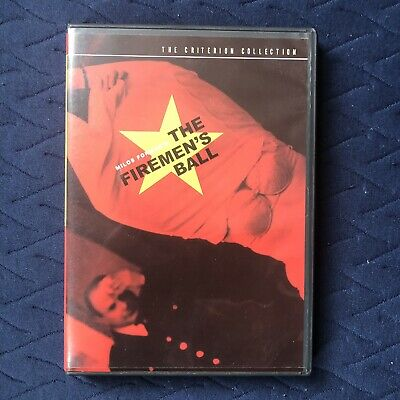 Firemens Ball (DVD, 2002, Criterion Collection)