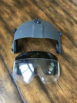 HGU56 GENTEX FLIGHT HELMET VISOR COVER HGU Helicopter