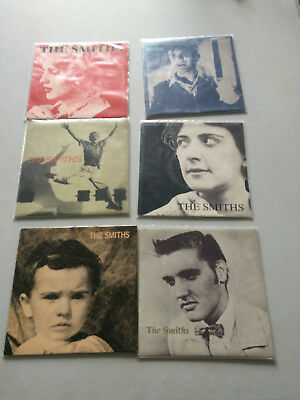 "Lot The smiths 7"" 45t"