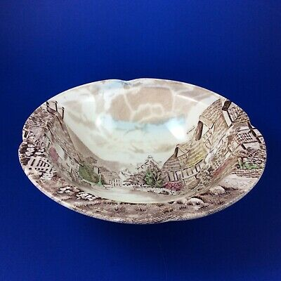 Johnson Brothers Olde English Countryside Rimmed Cereal Bowl
