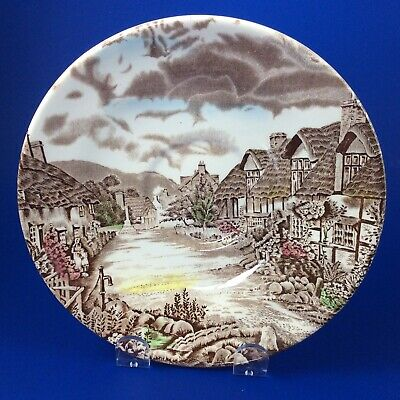 "Johnson Brothers Olde English Countryside Oversize 7"" Saucer"