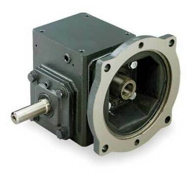 Dayton 4RN87 Speed Reducer Gearbox C-face 56-C 5:1 Ratio 350rpm