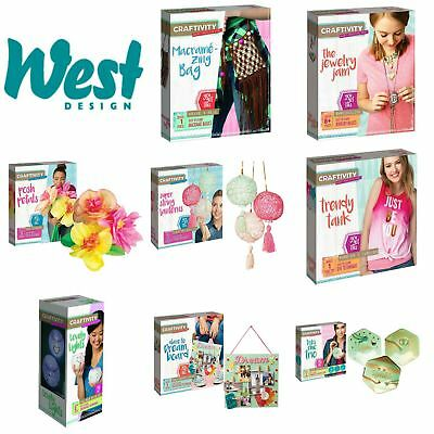 Creativity For Kids - Craft Sets