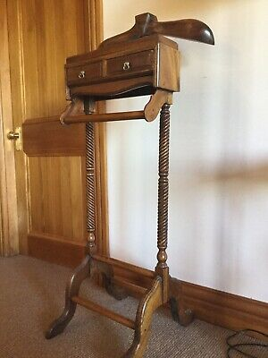 Vintage Valet Clothing Stand