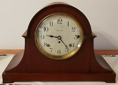 Seth Thomas 5 Bell Sonora Chime Mantle Antique Clock