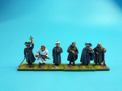 28mm Carlist War painted Carlists Armed Clergy CAT29