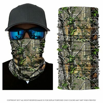 Camouflage Mask Bandana Balaclava Hunting Fishing Outdoor Military Breathing NEW