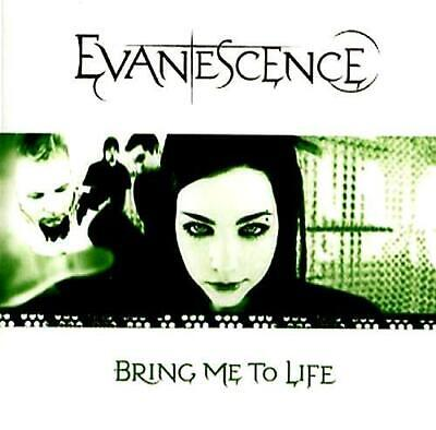 EVANESCENCE - Bring Me To Life (DVD 2003) EXC-NM Video & Audio Tracks