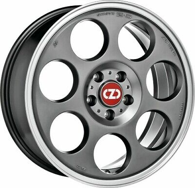 4 alloy rims OZ ANNIVERSARY 45 7x17 SUZUKI SWIFT (FZ)