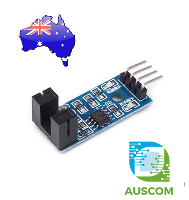 Slot-type Optocoupler Module Speed Measuring Sensor Arudino Raspberry Pi