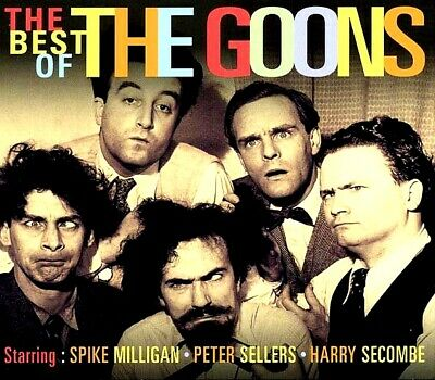 SEALED NEW CD Goons, The - The Best Of The Goons