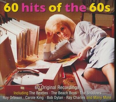 SEALED NEW CD Various - 60 Hits Of The 60s