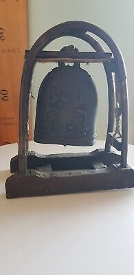 Antique Temple Bell
