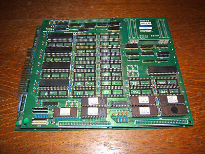 Carrier Air Wing Original Capcom PCB-Jamma from 1990 like New plus Extras !!!