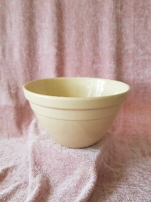 Hoffman Pottery Christmas Pudding Bowl.  preloved condition.