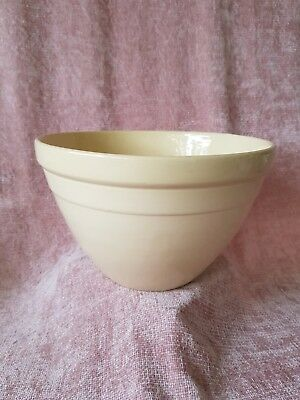 Hoffman Pottery Christmas Pudding Bowl. XLarge. V.G. preloved condition.