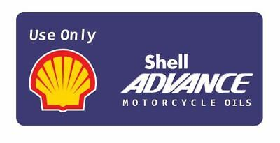 stickers SHELL ADVANCE decals Ducati 748 916 996 998 749 999