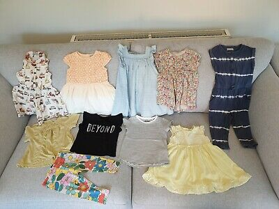 Baby Girl's NEXT, Mothercare, TU Spring Summer Clothes Bundle Size 9 - 12 Months