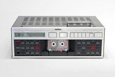 Revox B215 High End Cassette deck - Tapedeck - *revised *
