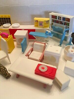 Dolls House Kitchen Living Furniture