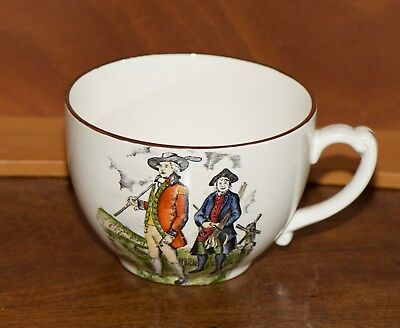 GRAY'S POTTERY Society of Goffers At Blackheath Large Cup